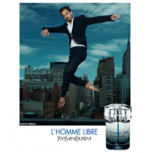 Yves Saint Laurent - L'homme Libre, 100 ml