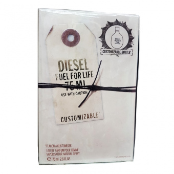 Diesel - Fuel For Life Customizable, 75 ml