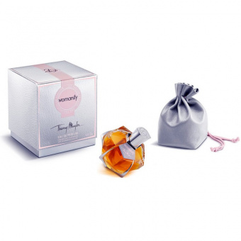 Thierry Mugler - Womanity Les Parfums de Cuir, 100 ml