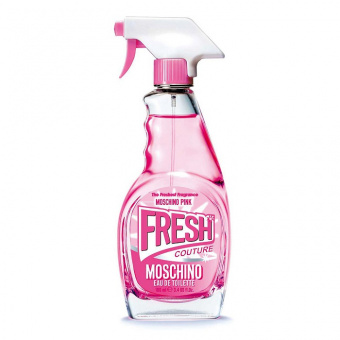 Moschino - Pink Fresh Couture, 100 ml