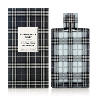 Burberry - Brit for Men, 100 ml