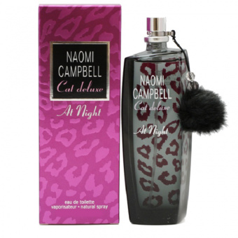 Naomi Campbell - Cat Deluxe at Night, 100 ml