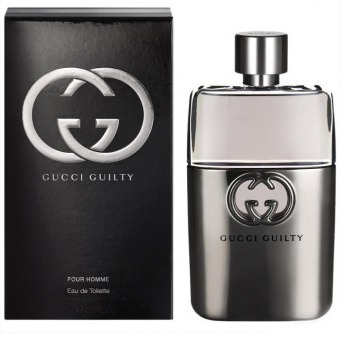 Gucci - Guilty for Men, 100 ml