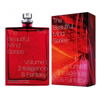Escentric Molecules - Beautiful Mind Intelligence & Fantasy NEW 2015, 100 ml