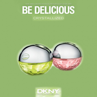 Donna Karan - Be Delicious Fresh Blossom Crystallized, 100 ml