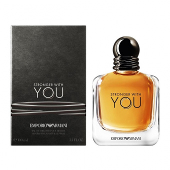 Giorgio Armani - Stronger With You, 100 ml