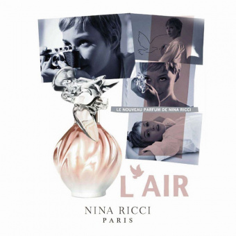 Nina Ricci - L`Air, 80 ml