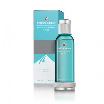 Victorinox - Swiss Army Mountain Water for Her, 100 ml