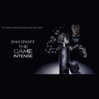 Davidoff - The Game Intense, 100 ml