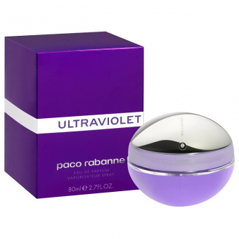Paco Rabanne - Ultraviolet Woman, 80 ml