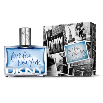 Donna Karan DKNY - Love From New York For Men