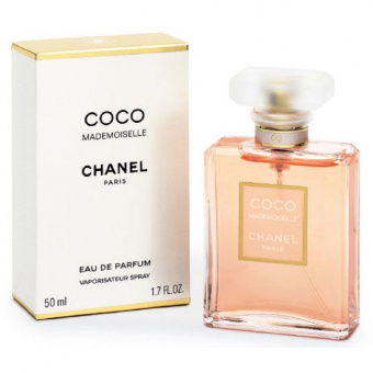 Chanel - Coco Mademoiselle 50 мл.