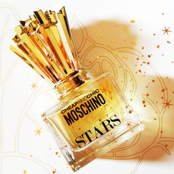 Moschino - Cheap and Chic Stars, 100 ml