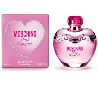 Moschino - Pink Bouquet, 100 ml