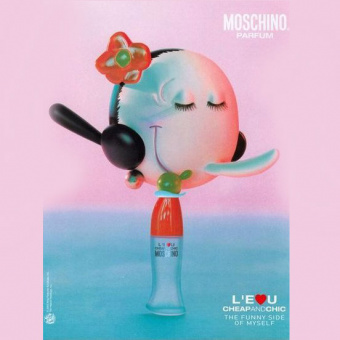 Moschino - L eau Cheap and Chic, 100 ml