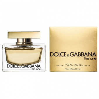 Dolce&Gabbana - The One For Women, 75 ml