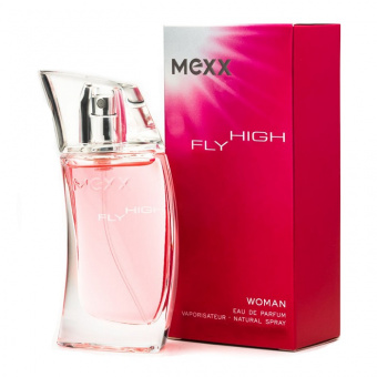 Mexx - Fly High Woman, 60 ml