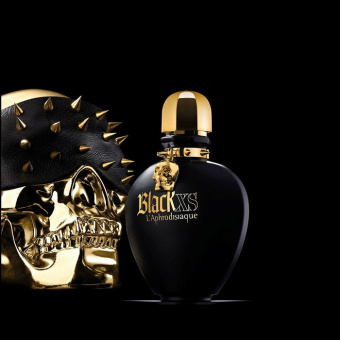 Paco Rabanne - Black XS L'Aphrodisiaque Women, 80 ml
