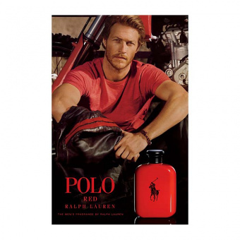 Ralph Lauren - Polo Red, 125 ml