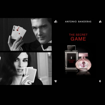 Antonio Banderas - Her Secret Game, 80 ml